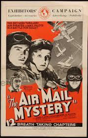 <i>The Airmail Mystery</i>