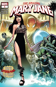 The Amazing Mary Jane, comic book starred by Mary Jane