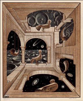 Another World M C Escher Wikipedia