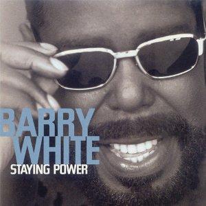 <i>Staying Power</i> (album) 1999 studio album by Barry White