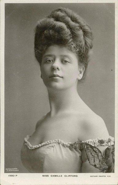 Camille Clifford Wikipedia