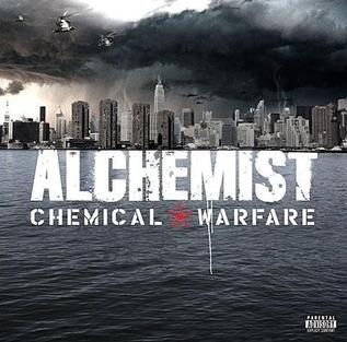 <i>Chemical Warfare</i> (album) 2009 studio album by The Alchemist
