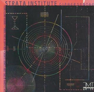 <i>Cipher Syntax</i> 1989 studio album by Strata Institute