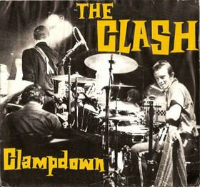 Titelbild des Gesangs Clampdown von The Clash