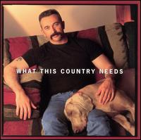 <i>What This Country Needs</i> 1998 studio album by Aaron Tippin