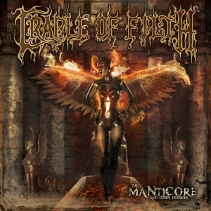 <i>The Manticore and Other Horrors</i> 2012 studio album by Cradle of Filth