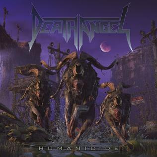 <i>Humanicide</i> 2019 studio album by Death Angel