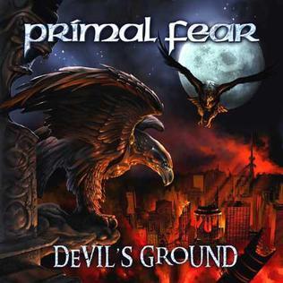 <i>Devils Ground</i> 2004 studio album by Primal Fear