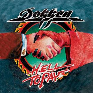DOKKEN - Hell to Pay