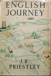 <i>English Journey</i> book by J.B. Priestley