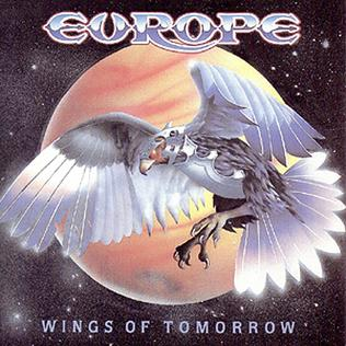 <i>Wings of Tomorrow</i> 1984 studio album by Europe