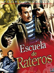 Film poster for Escuela de rateros, 1958.jpg