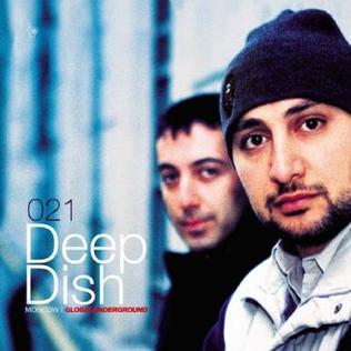 <i>Global Underground 021: Moscow</i> 2001 mix album by Deep Dish