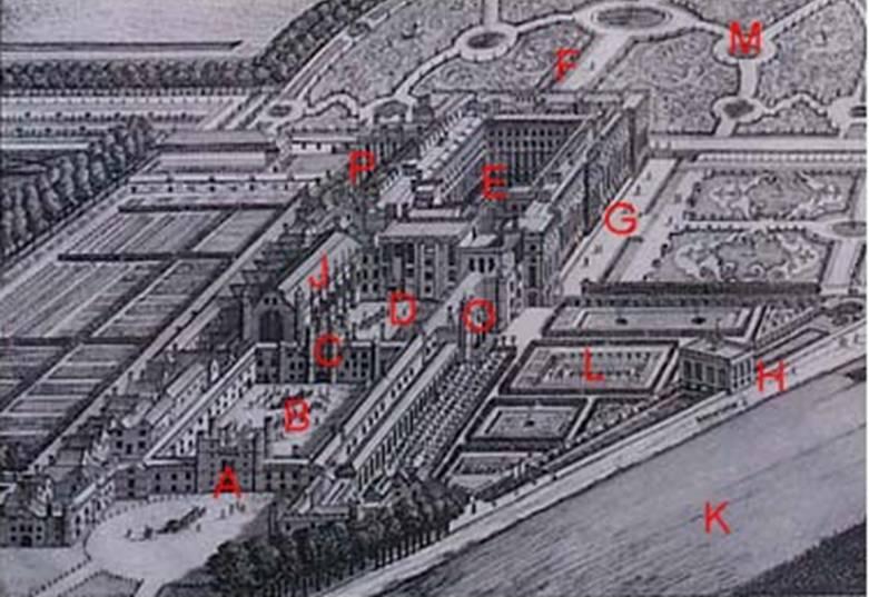 Hampton Court Palace - Wikipedia