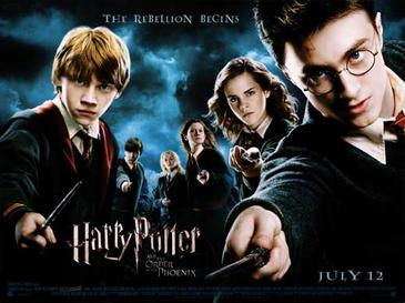 Harry Potter and the Order of the Phoenix (2007) movie poster