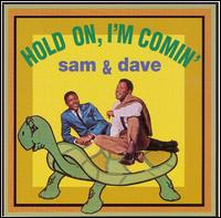 <i>Hold On, Im Comin</i> 1966 studio album by Sam and Dave