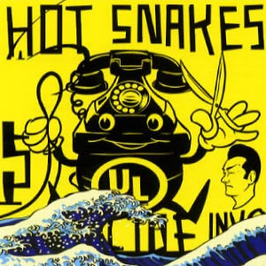 <i>Suicide Invoice</i> 2002 studio album by Hot Snakes