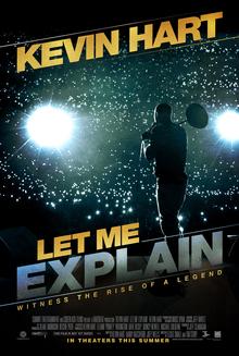 Kevin Hart Let Me Explain Wikipedia