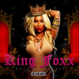 <i>King Foxx</i> 2014 mixtape by Tiffany Foxx