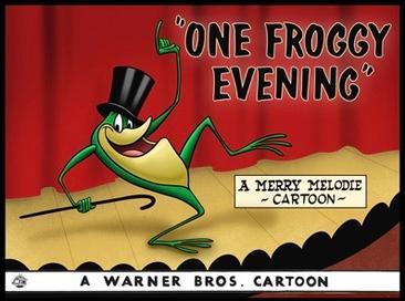 One Froggy Evening - Wikipedia