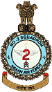 No. 2 Squadron badge