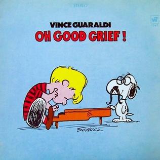 <i>Oh Good Grief!</i> 1968 studio album by Vince Guaraldi