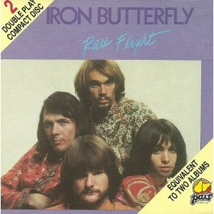 <i>Rare Flight</i> 1988 compilation album by Iron Butterfly