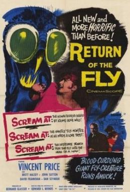 Return of the Fly - Wikipedia