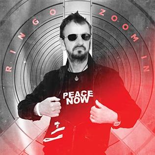"""The Beatles Polska: Ukazuje się EP Ringo Starra """"Zoom In""""."""