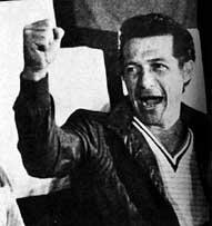 Roberto DAubuisson extreme-right Salvadoran soldier, politician and death-squad leader