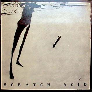 <i>Scratch Acid</i> (EP) 1984 EP by Scratch Acid
