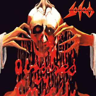 <i>Obsessed by Cruelty</i> album by Sodom