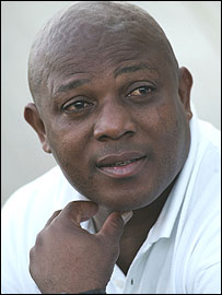 Stephen Keshi Nigerian football defender and manager