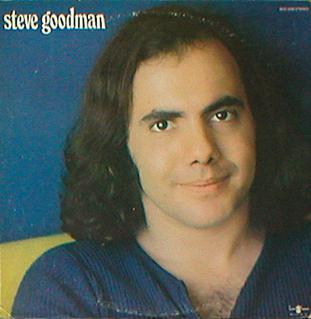 <i>Steve Goodman</i> (album) 1971 studio album by Steve Goodman