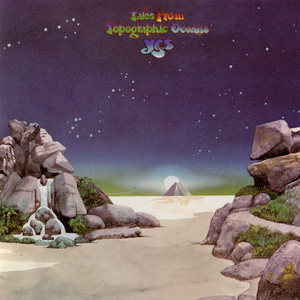 <i>Tales from Topographic Oceans</i> 1973 studio album by Yes