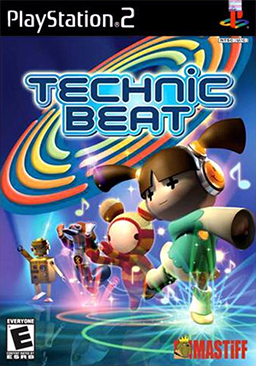 Technicbeat Box Cover (U.S. Release)