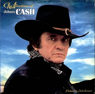 The Adventures of Johnny Cash artwork
