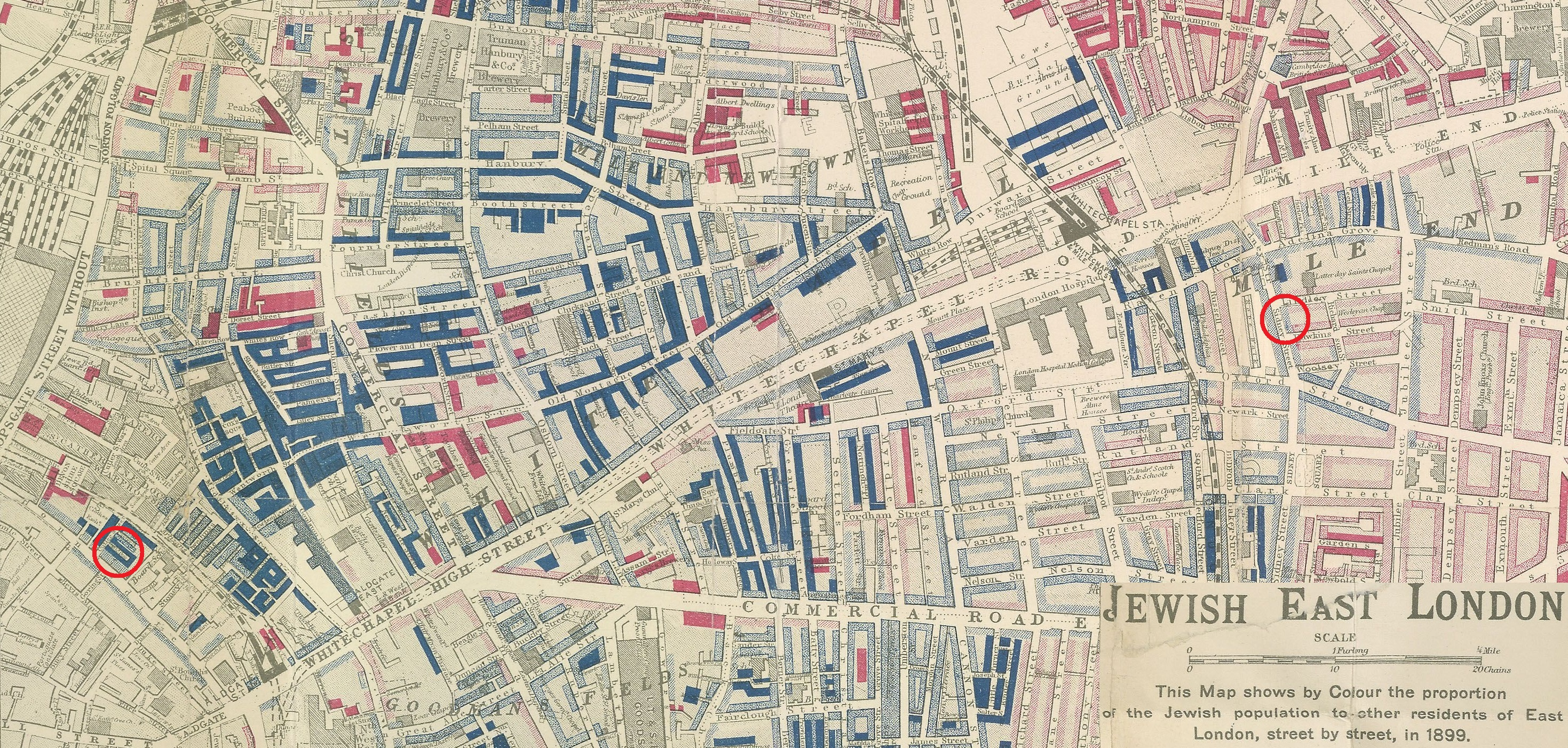 an analysis of the string of murder in london east end Jack the ripper case: 125 years later, murders of london  although no one  was ever charged in the murders that plagued london's east end in 1888, former   while douglas' analysis of the infamous serial killer paints a.
