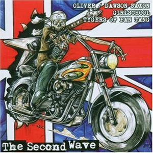 <i>The Second Wave: 25 Years of NWOBHM</i> 2003 compilation album by Oliver/Dawson Saxon, Girlschool and Tygers of Pan Tang