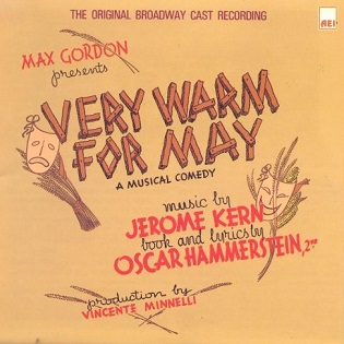 <i>Very Warm for May</i> musical