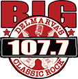 WGBG-FM classic rock radio station in Fruitland, Maryland, United States