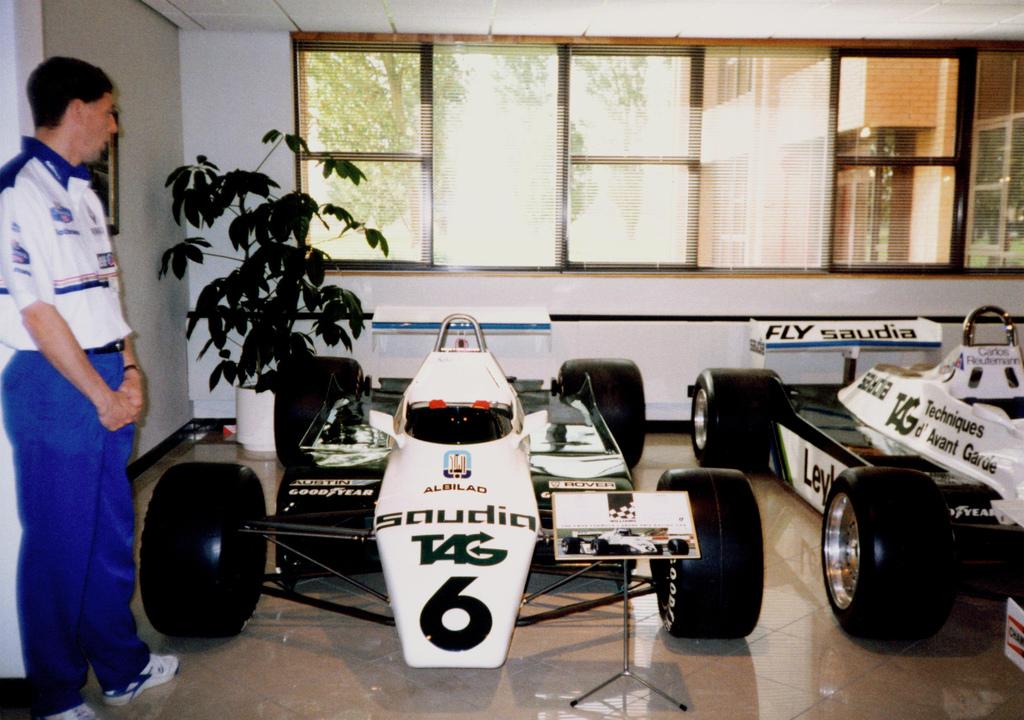 Williams Grand Prix Engineering - Wikipedia