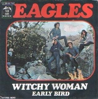 Witchy Woman 1972 single by Eagles