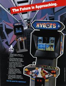 <i>Xybots</i> 1987 video game