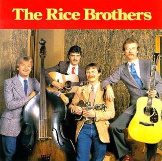 <i>The Rice Brothers</i> album