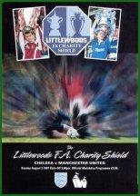 1997 FA Charity Shield Football match