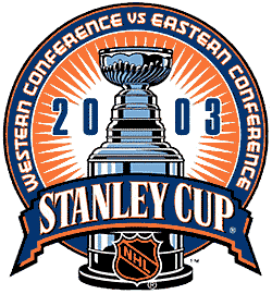 2003 Stanley Cup Finals 2003 ice hockey championship series