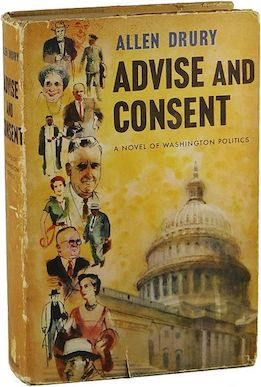 Advise and consent / Allen Drury