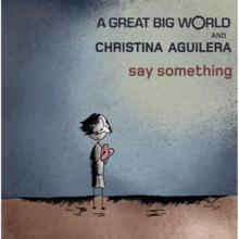 A Great Big World and Christina Aguilera — Say Something (studio acapella)