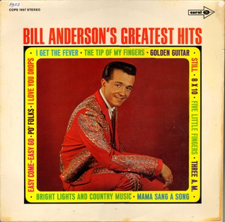 <i>Bill Andersons Greatest Hits</i> 1967 compilation album by Bill Anderson